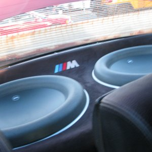 JL AUDIO 13W7 YOU CANT GO WRONG WITH THESE BABIES